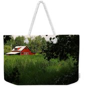 North Carolina Farm Weekender Tote Bag