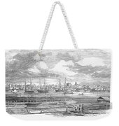 North Carolina: Wilmington Weekender Tote Bag