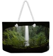 North Falls Oregon 2 Weekender Tote Bag