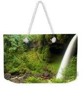 North Falls Waterfall Weekender Tote Bag