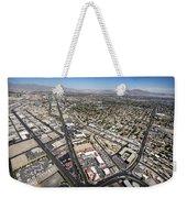 North Las Vegas View Weekender Tote Bag