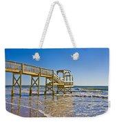 North Topsail Island Weekender Tote Bag
