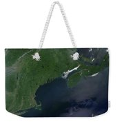 Northeast United States And Canada Weekender Tote Bag