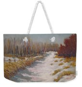 Northern Alberta Vista Weekender Tote Bag