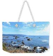 Northern California Coast3 Weekender Tote Bag