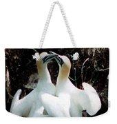 Northern Gannets Weekender Tote Bag