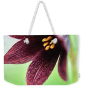 Northern Rice Root Fritillaria Weekender Tote Bag