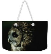 Northern Spotted Owl Strix Occidentalis Weekender Tote Bag
