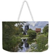 Norton Marsh Mill Norfolk Weekender Tote Bag