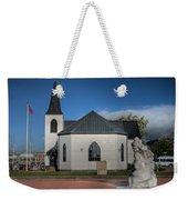 Norwegian Church Cardiff Bay 2 Weekender Tote Bag