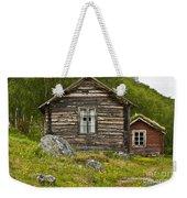 Norwegian Timber House Weekender Tote Bag