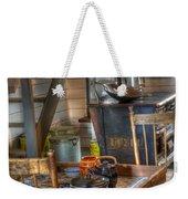 Nostalgia Country Kitchen Weekender Tote Bag
