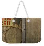 Not An Exit Weekender Tote Bag
