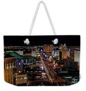 Not Everything Stays In Vegas Weekender Tote Bag