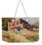 Not Far From Espanola Weekender Tote Bag