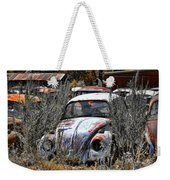 Not Herbie The Love Bug Weekender Tote Bag