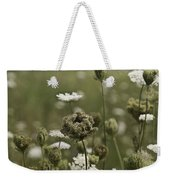 Not Just A Weed Weekender Tote Bag