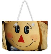 Not Scary Crow Weekender Tote Bag