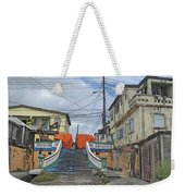 Not The Spanish Steps Weekender Tote Bag