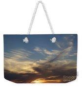 Nothing But Sky Weekender Tote Bag