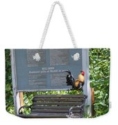 Nothing To Crow About Weekender Tote Bag