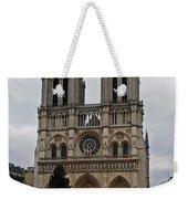 Notre Dame De Paris Weekender Tote Bag