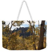 Nourlangie Rock Outlook Weekender Tote Bag