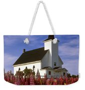 Nova Scotia Church Weekender Tote Bag