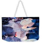 Nowhere Else To Go Weekender Tote Bag by Angelina Vick