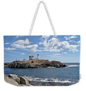 Nubble Light II Weekender Tote Bag