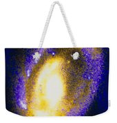 Nucleus Of Cartwheel Galaxy With Knots Weekender Tote Bag