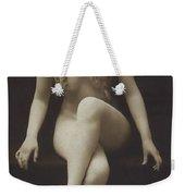 Nude Girl 1915 Weekender Tote Bag
