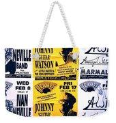Number 30 Weekender Tote Bag