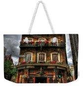 Number 52 Victoria Street Weekender Tote Bag