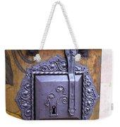 Nuremberg Castle Door Lock Weekender Tote Bag