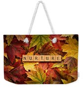 Nurture-autumn Weekender Tote Bag
