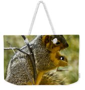 Nuts And Seeds Make A Great Lunch Weekender Tote Bag