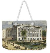 Ny County Courthouse Weekender Tote Bag