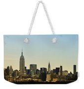 NYC Weekender Tote Bag