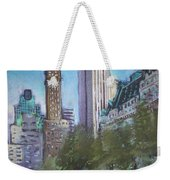 Nyc Central Park 2 Weekender Tote Bag by Ylli Haruni
