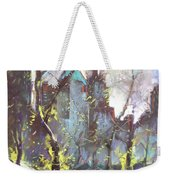 Nyc Central Park Controluce Weekender Tote Bag