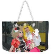 Nyc Gay Pride 2009 Weekender Tote Bag