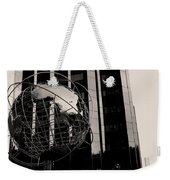 Nyc Landmark Weekender Tote Bag