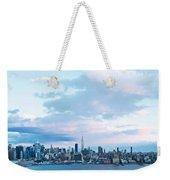 Nyc-sundown Blue I Weekender Tote Bag