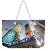 Nypd Station Weekender Tote Bag by Yhun Suarez
