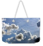 O Spacious Skies Weekender Tote Bag