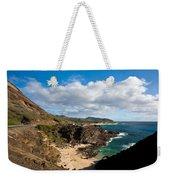 Oahu Coastal Getaway Weekender Tote Bag