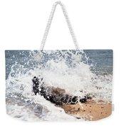 Oahu North Shore Splash Weekender Tote Bag