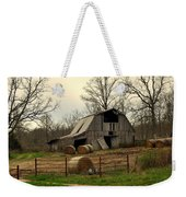 Oak Barn Weekender Tote Bag
