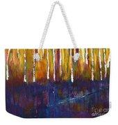 Oak Bay Woods Weekender Tote Bag